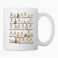 Chicken Farm Mugs & Drinkware