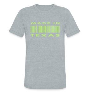MADE IN TEXAS - Unisex Tri-Blend T-Shirt