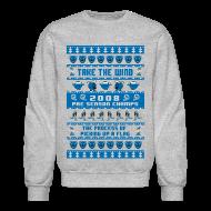 Long Sleeve Shirts ~ Men's Crewneck Sweatshirt ~ Ugliest Ever