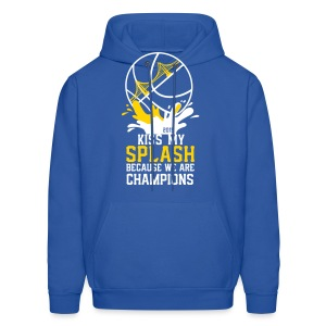 Kiss my splash - Men's Hoodie