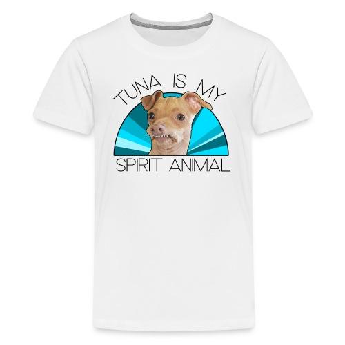 Tina Is My Spirit Animal - Kids' Premium T-Shirt