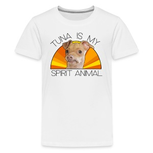 Tina Is My Spirit Animal - Kids' Premium T-Shirt