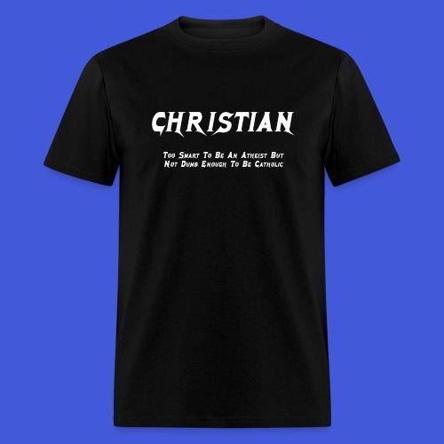 Christian Definition (Men) - Men's T-Shirt