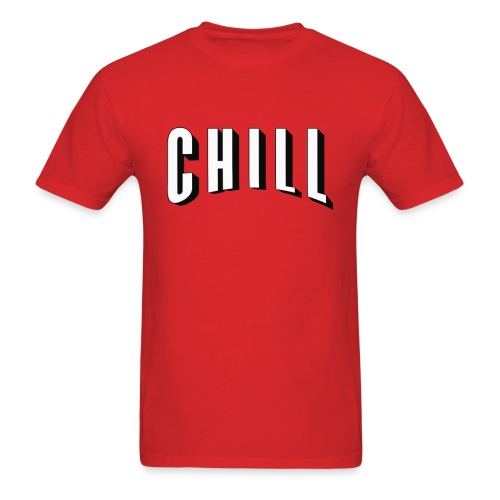 Netflix & Chill - Men's T-Shirt