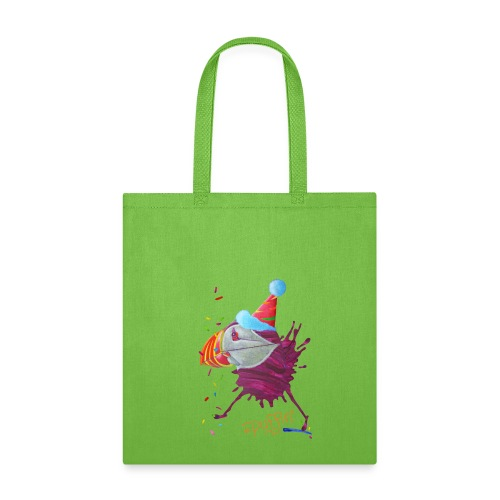MR. PUFFIN - front print - one size - multi colors - Tote Bag