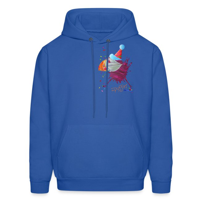 MR. PUFFIN - back+front - s/xxl - multi colors