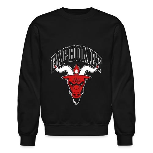 BAPHOMET CREW NECK SWEATSHIRT - Crewneck Sweatshirt