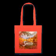 Bags & backpacks ~ Tote Bag ~ Michigan Makes Me Smile