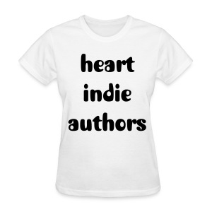 Indie Authors Shirt - Women's T-Shirt