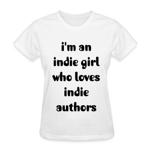 Indie Girl Shirt 2 - Women's T-Shirt