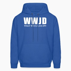 WWJD Chicago Maddon Hoodies