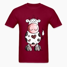 Lovely cow T-Shirts