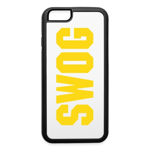 Swog iPhone 6/6s case - iPhone 6/6s Rubber Case