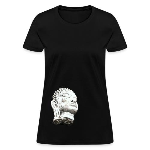Buddhist Temple Ruins - Women's T-Shirt