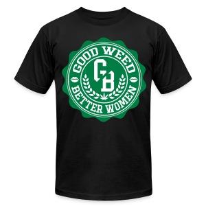 BEST OF BOTH WORLDS - Men's Fine Jersey T-Shirt