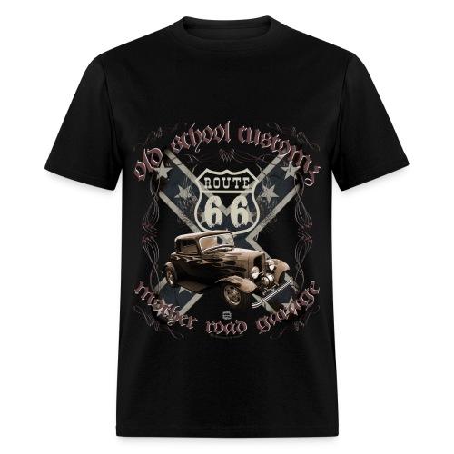 Old School Customs - Men's T-Shirt