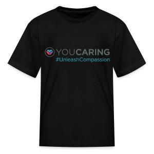 #UnleashCompassion Kids' T-Shirt - Kids' T-Shirt