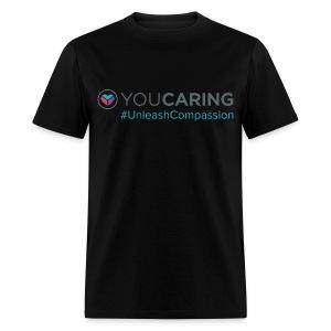 #UnleashCompassion Men's T-Shirt - Men's T-Shirt