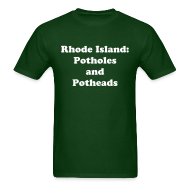 T-Shirts ~ Men's T-Shirt ~ Potholes and Potheads