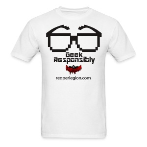 Geek Responsibly Tee Men's - Men's T-Shirt