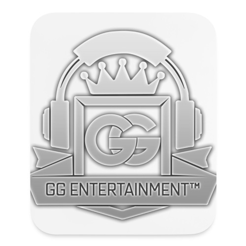 GG Entertainment Logo Mouse pad (Vertical) - Mouse pad Vertical