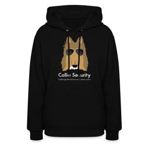 Collie Security - Womens Hoodie - Women's Hoodie