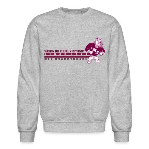 Retro Sweatshirt - Crewneck Sweatshirt
