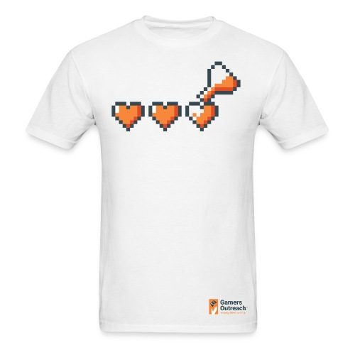 Helping Others Level Up (Men's) - Men's T-Shirt