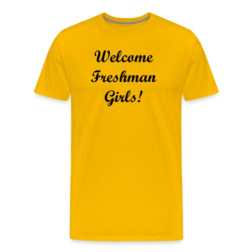 Freshman Girls Tee - Men's Premium T-Shirt