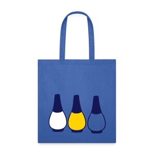 3 colors manicure Tote Bag - Tote Bag