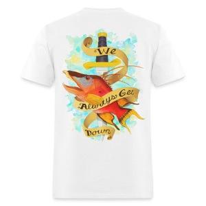 Men's Standard Get Down Hog T-Shirt - Men's T-Shirt