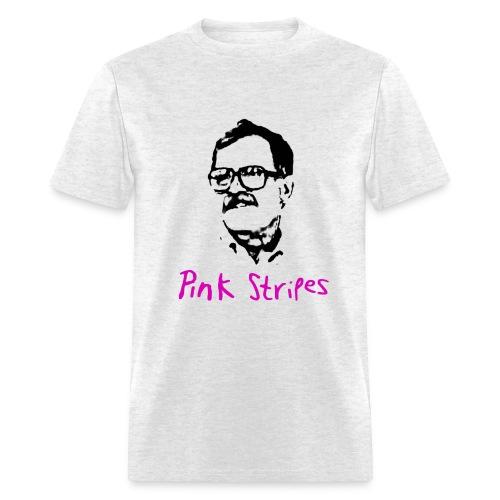 Pink Stripes - Men's T-Shirt