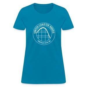 United Coaster Riders (Women's) - Women's T-Shirt