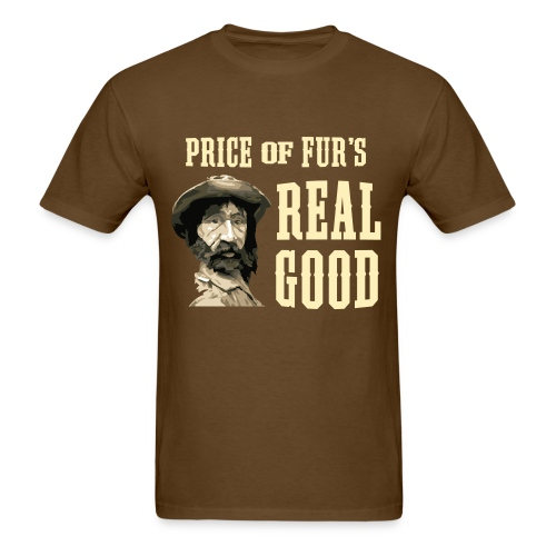 Price of Fur (Men's) - Men's T-Shirt
