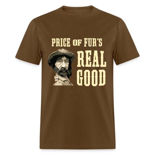 Price of Fur (Men's) - Men's T-Shirt