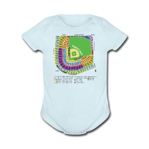 Wrigley Seating Chart Shirt