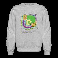 Long Sleeve Shirts ~ Crewneck Sweatshirt ~ Wrigley Field Seating Chart