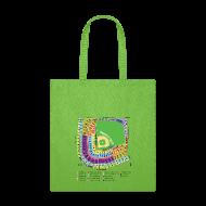 Bags & backpacks ~ Tote Bag ~ Wrigley Field Seating Chart