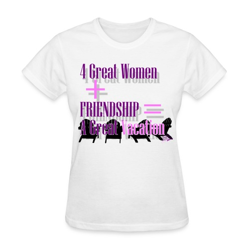 Ladies Vacation - Women's T-Shirt