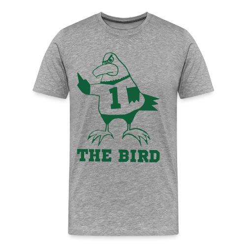 The Old Skool Bird - Men's Premium T-Shirt