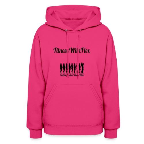 FitnessWithFlex Evolve Women's Hoodie - Women's Hoodie