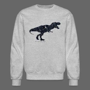 Detroitosaurus Rex - Crewneck Sweatshirt