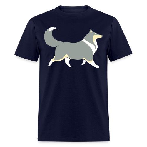 Merle Silhouette - Mens T-shirt - Men's T-Shirt