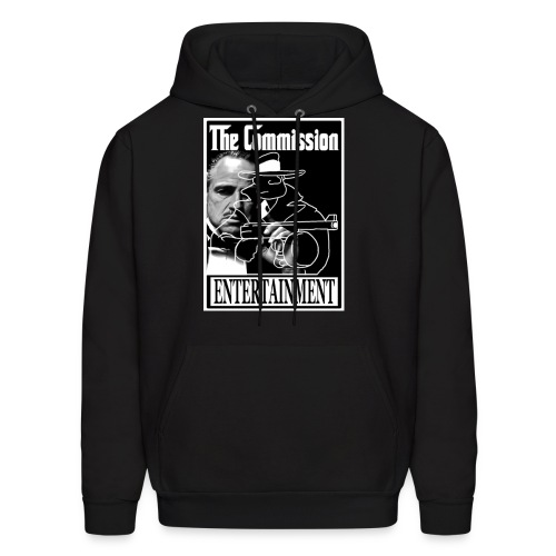 The Commission Entertainment - Vito Logo - Men's Hoodie