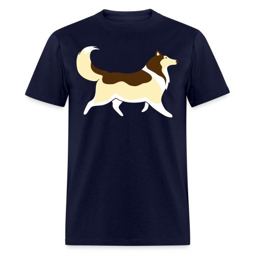 Sable Silhouette - Mens T-shirt - Men's T-Shirt
