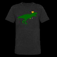 T-Shirts ~ Unisex Tri-Blend T-Shirt ~ Cheeseheadosaurus Rex