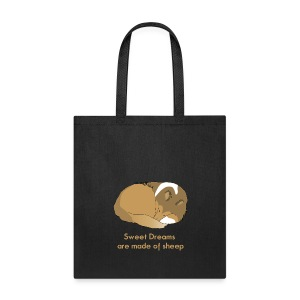 Sweet Dreams Tote - Tote Bag
