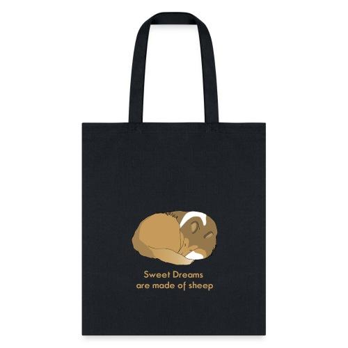 Sweet Dreams Tote - Tote Bag