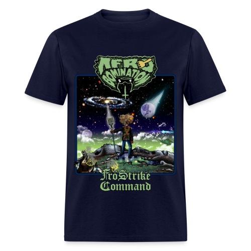 FroStrike Blue - Men's T-Shirt