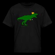 Kids' Shirts ~ Kids' T-Shirt ~ Cheeseheadosaurus Rex